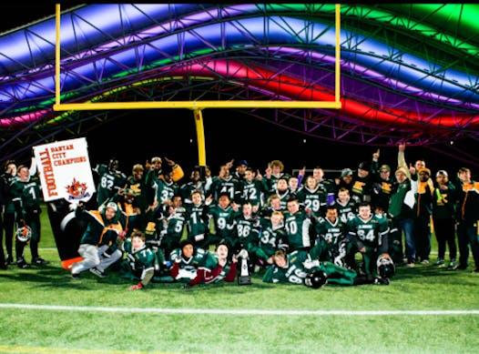 football fundraising - The Fort McMurray Knights Minor Football Association