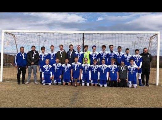 soccer fundraising - Bentonville FC Prodigy