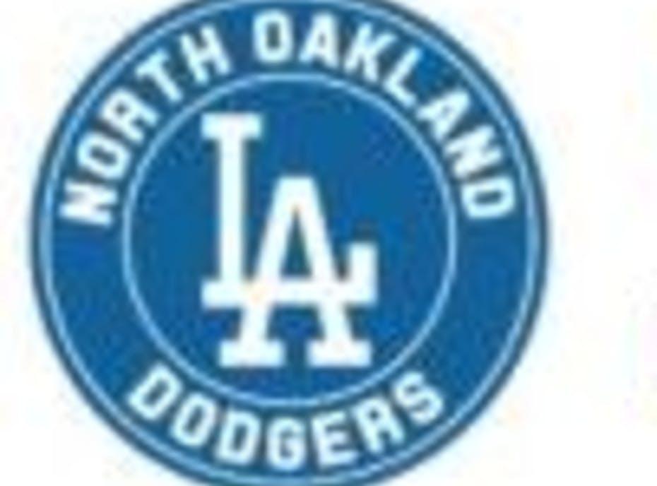 14U North Oakland LA Dodgers