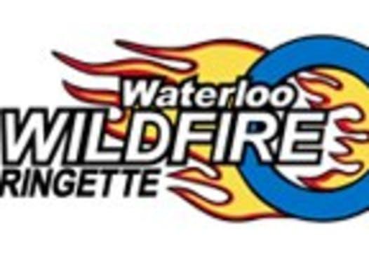 ringette fundraising - Waterloo Wildfire - U12 PP Black