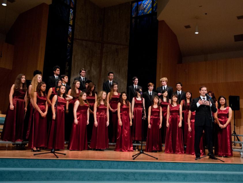 Peninsula High School Choir Booster