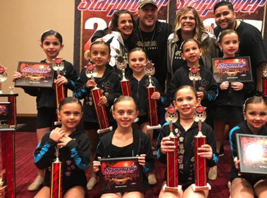 dance fundraising - Dance Xpress Starlets
