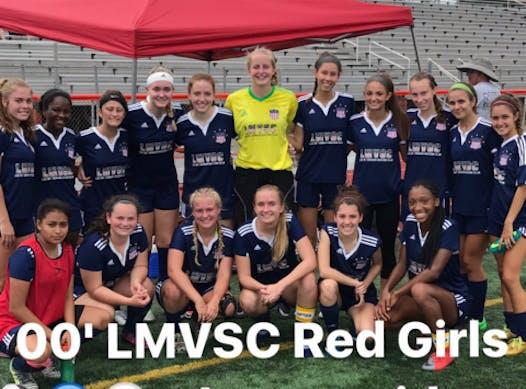 soccer fundraising - LMVSC Patriots 00G Red