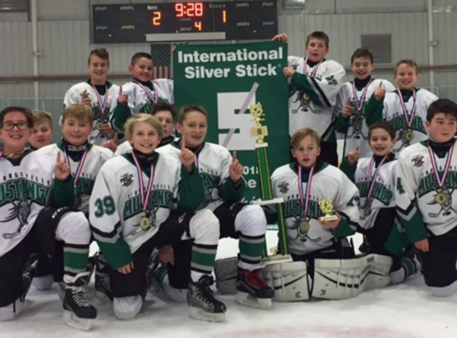 PeeWee 2 - Strongsville Youth Hockey Club