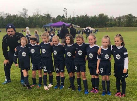 soccer fundraising - NU United Strikers 09