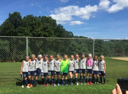 soccer fundraising - NU United Strikers 09