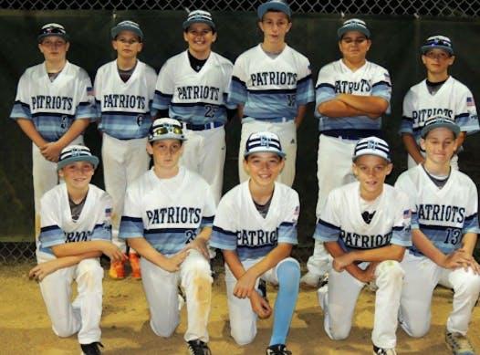 sports teams, athletes & associations fundraising - East Fishkill Patriots Allstars 12U Blue