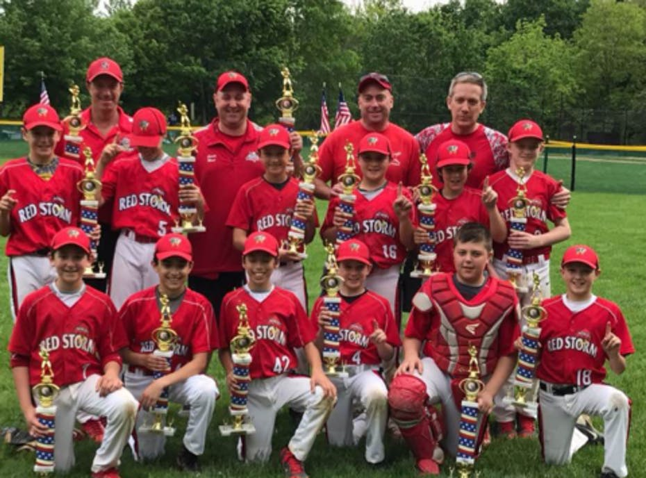Somers Red Storm Cooperstown 2018