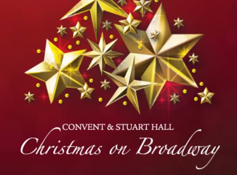 school, education & arts programs fundraising - Convent & Stuart Hall - Christmas on Broadway