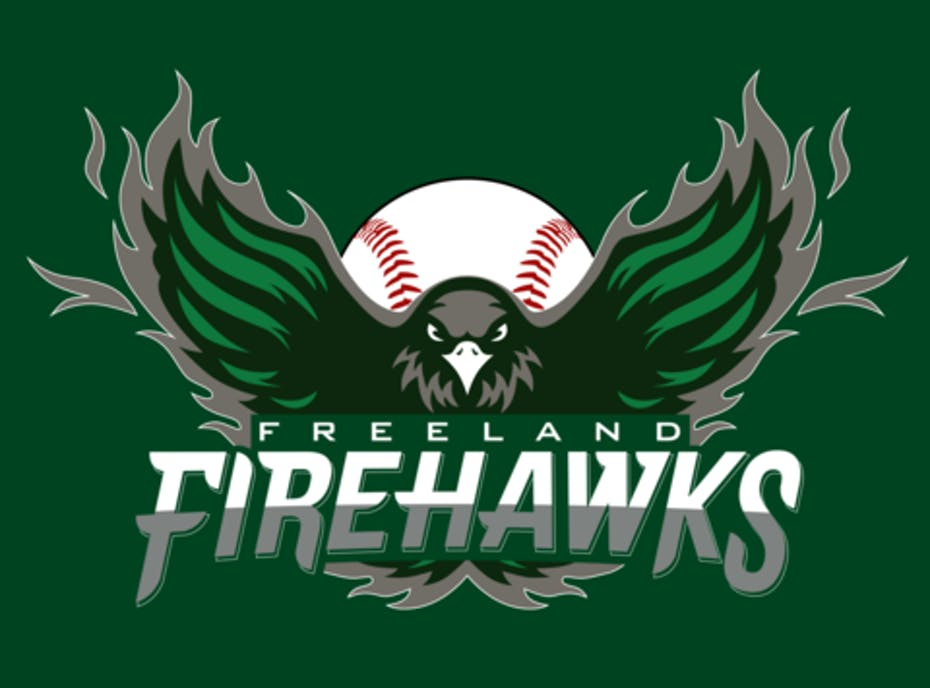 Freeland Firehawks 12U Travel Baseball