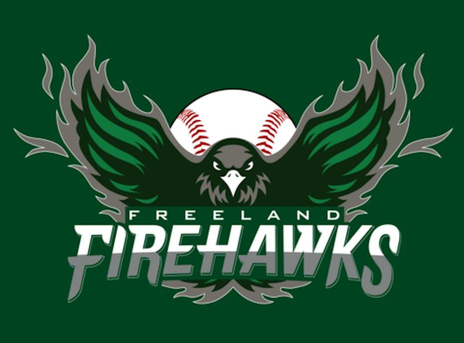 Freeland Firehawks 12U Travel Baseball