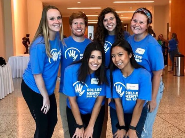 College Mentors for Kids - Indiana University
