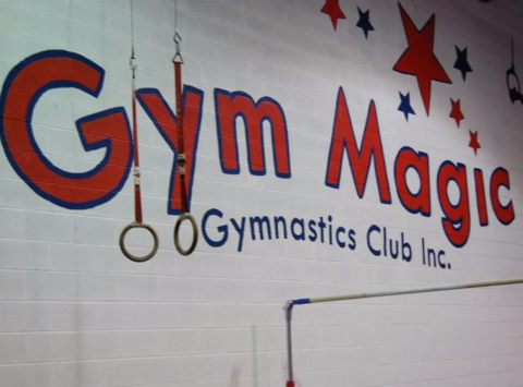 gymnastics fundraising - Gym Magic Gymnastics Burlington