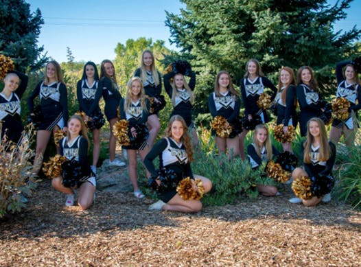 cheerleading fundraising - GMHS Varsity Cheers