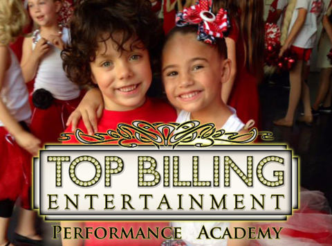 theater fundraising - Top Billing Entertainment