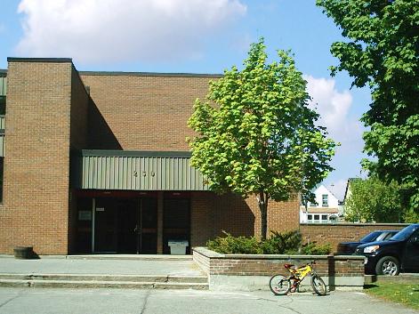 Cambridge St. PS