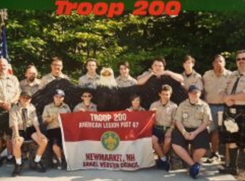 scouts fundraising - Newmarket Boy Scouts Troop 200