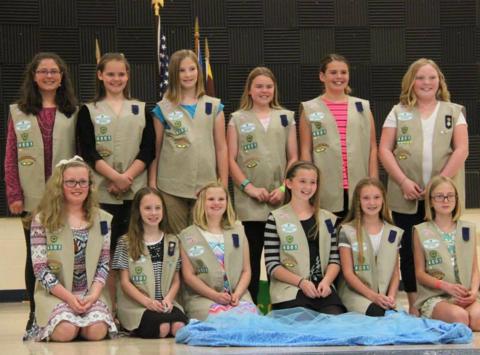 scouts fundraising - 4801 Savannah Trip