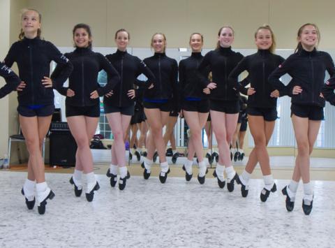 dance fundraising - Watt School of Irish Dance Vancouver