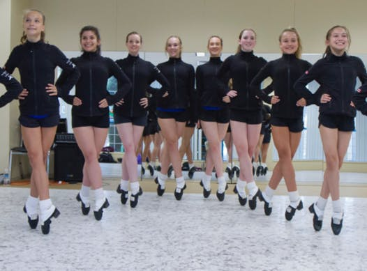 dance fundraising - Watt School of Irish Dance Vancouver