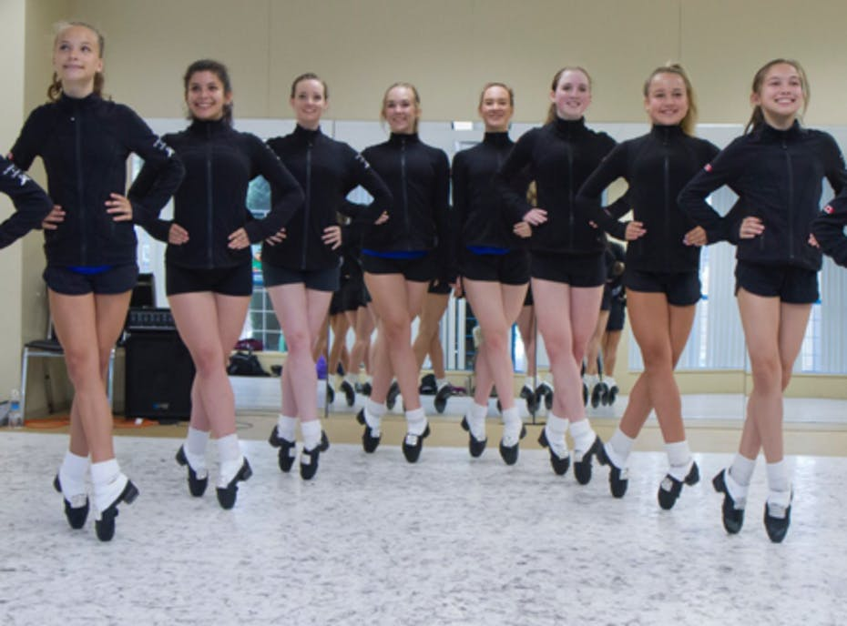Watt School of Irish Dance Vancouver