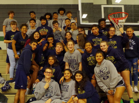 wrestling fundraising - Klein Collins Wrestling Booster Club