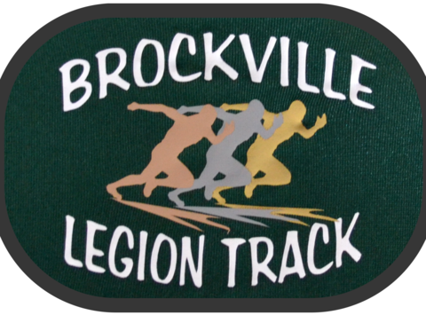 track and field fundraising - Brockville Legion Track and Field Club