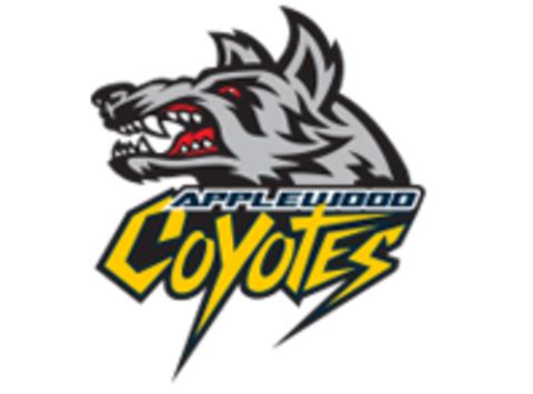 ice hockey fundraising - 2006 Applewood Coyotes A