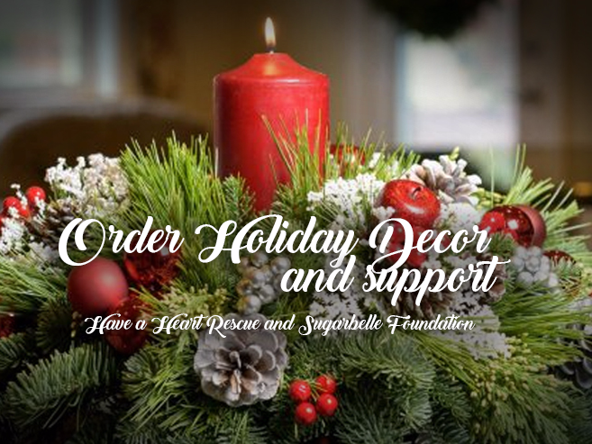 Have a Heart & Sugarbelle Fall & Holiday Fundraiser