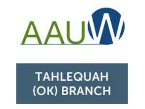 AAUW Tahlequah