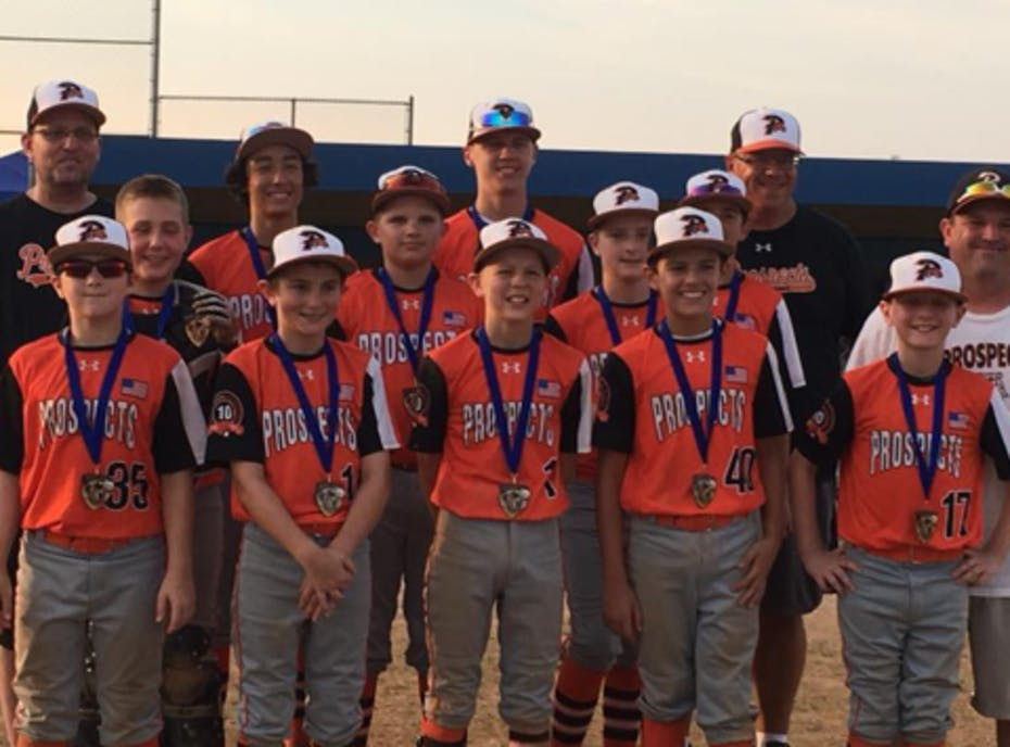 Lincoln Way Prospects 14u Black