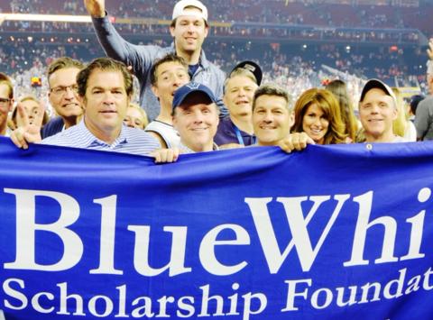 scholarships & bursaries fundraising - Blue White Scholarship Foundation