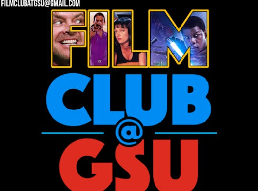 student clubs fundraising - Film Club at GSU Fund