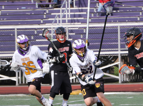 Westhill High School Boy's Lacrosse