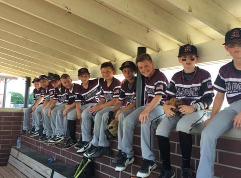 baseball fundraising - Maroons 11U
