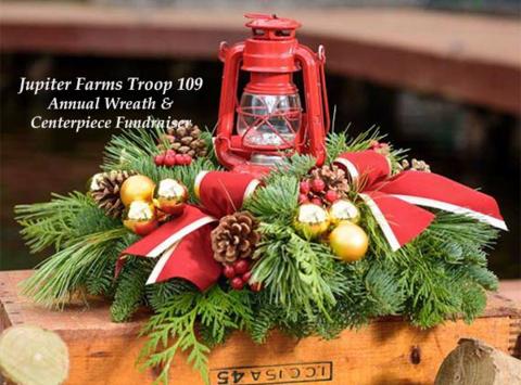 Jupiter Farms Troop 109 Thanksgiving & Christmas 2017