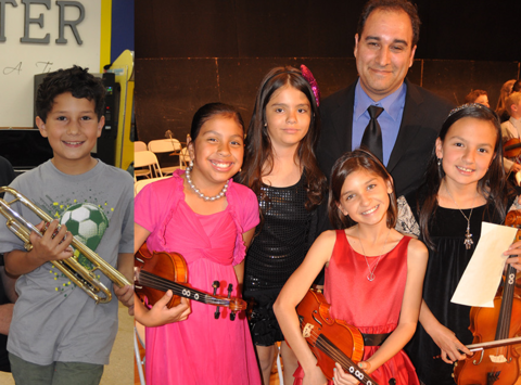 music fundraising - The Youth Center Music Scholarships