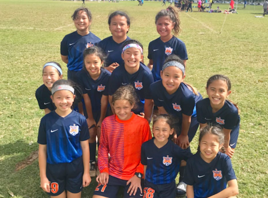 Hawaii Heat FC 08G