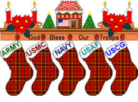 Bring a Deserving Soldier Home for the Holidays