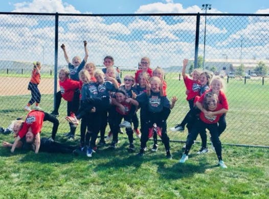 softball fundraising - DMILACO 10U RED