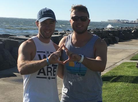 Blake&ClaytonBenefittingTHON