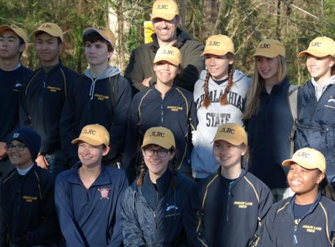 rowing fundraising - Jordan Lake Rowing Club