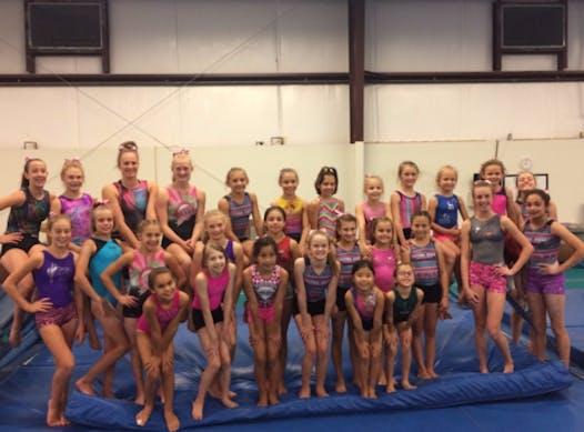 gymnastics fundraising - Springs Gymnastics