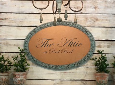 The Attic At Red Roof