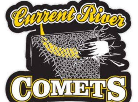 ice hockey fundraising - Novice Current River Comets