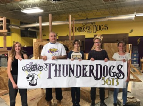 other organization or cause fundraising - Thunderdogs 5613
