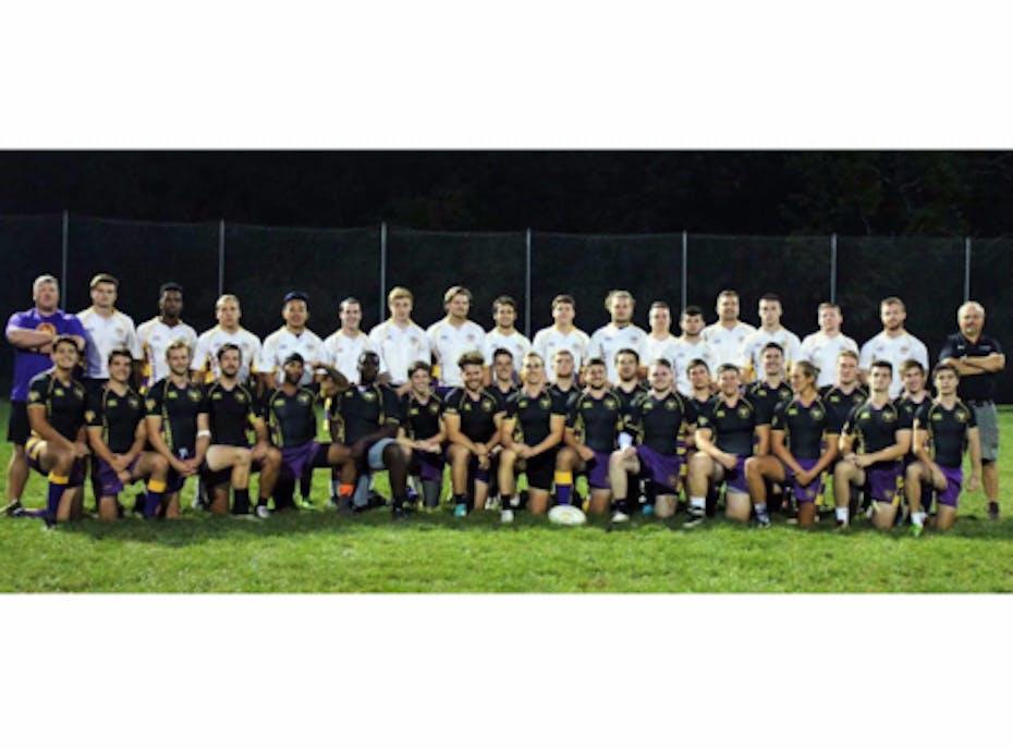 WCU Men's Rugby Club 2017
