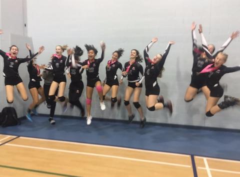 volleyball fundraising - 15U Leaside Lightning