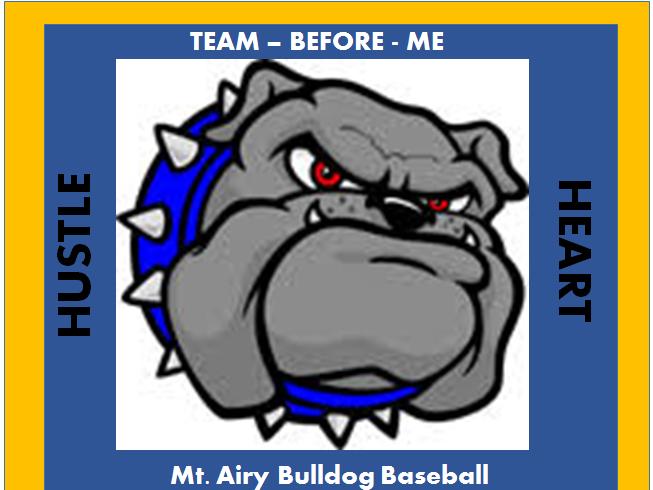 Mt. Airy Bulldogs - 14U Travel