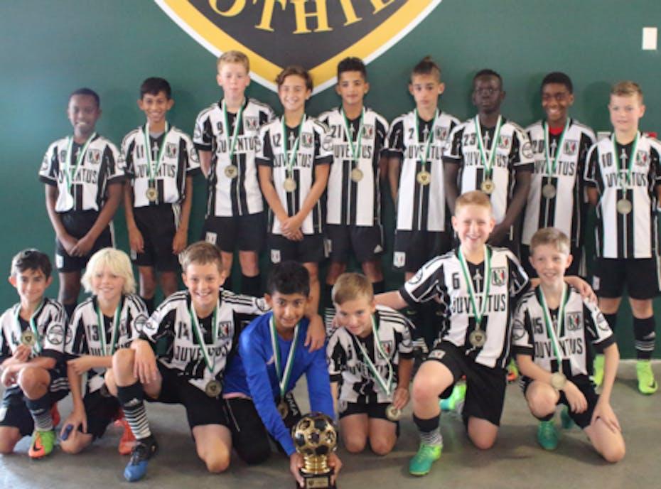 Juventus U13 Dugas